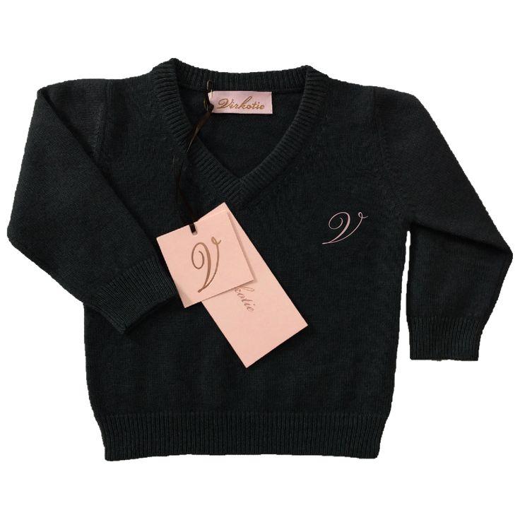 NEW VirkotieSTEEL 100% Cashmere Sweater