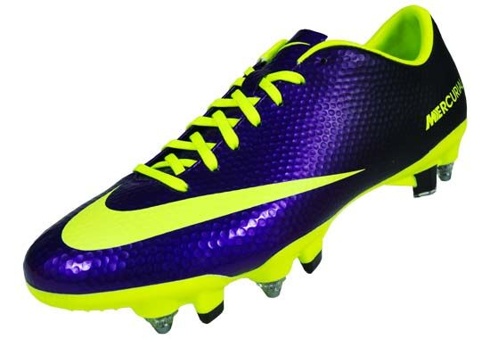 Nike Mercurial Veloce SG Soccer Shoes - Electro Purple...Free ...