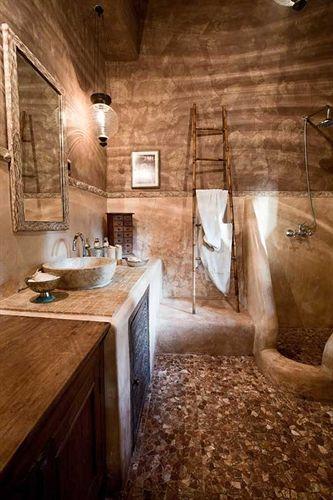Villa Balquisse - Jimbaran  Et ce qui fut notre salle de bain