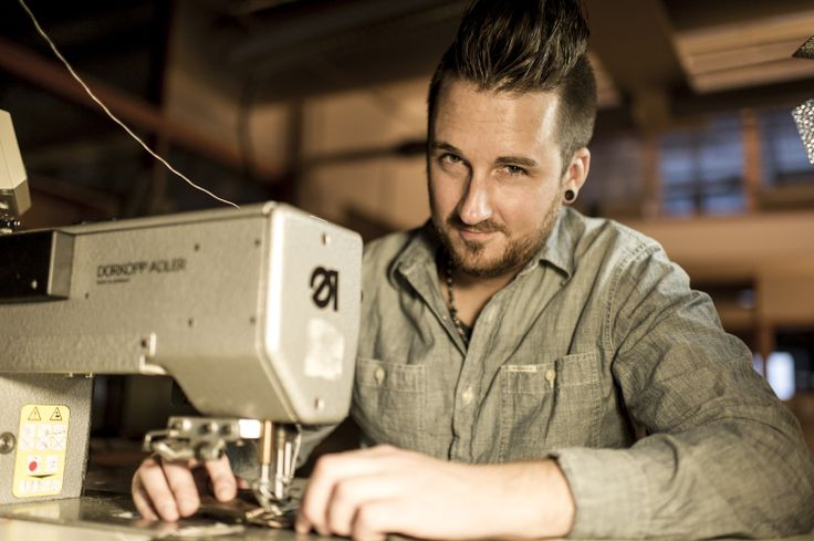 No one knows the products like Niklas, he's the our one man show R&D team.
