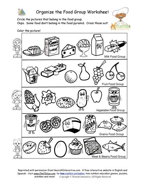 33 best nutrition images on Pinterest Preschool food Nutrition