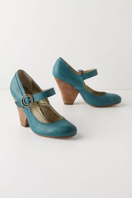 Hidden Sun Mary-Janes. Absolutely the best shoes I have ever bought. They're still my favorite to this day. #anthropologie #anthrofave