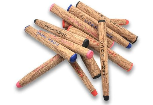 Cork Tree brand putter grips, made of natural, sustainable cork leather, are coming soon to a golf retailer near you.