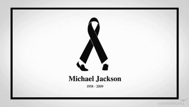 MTV // Michael Jackson // Black Ribbon