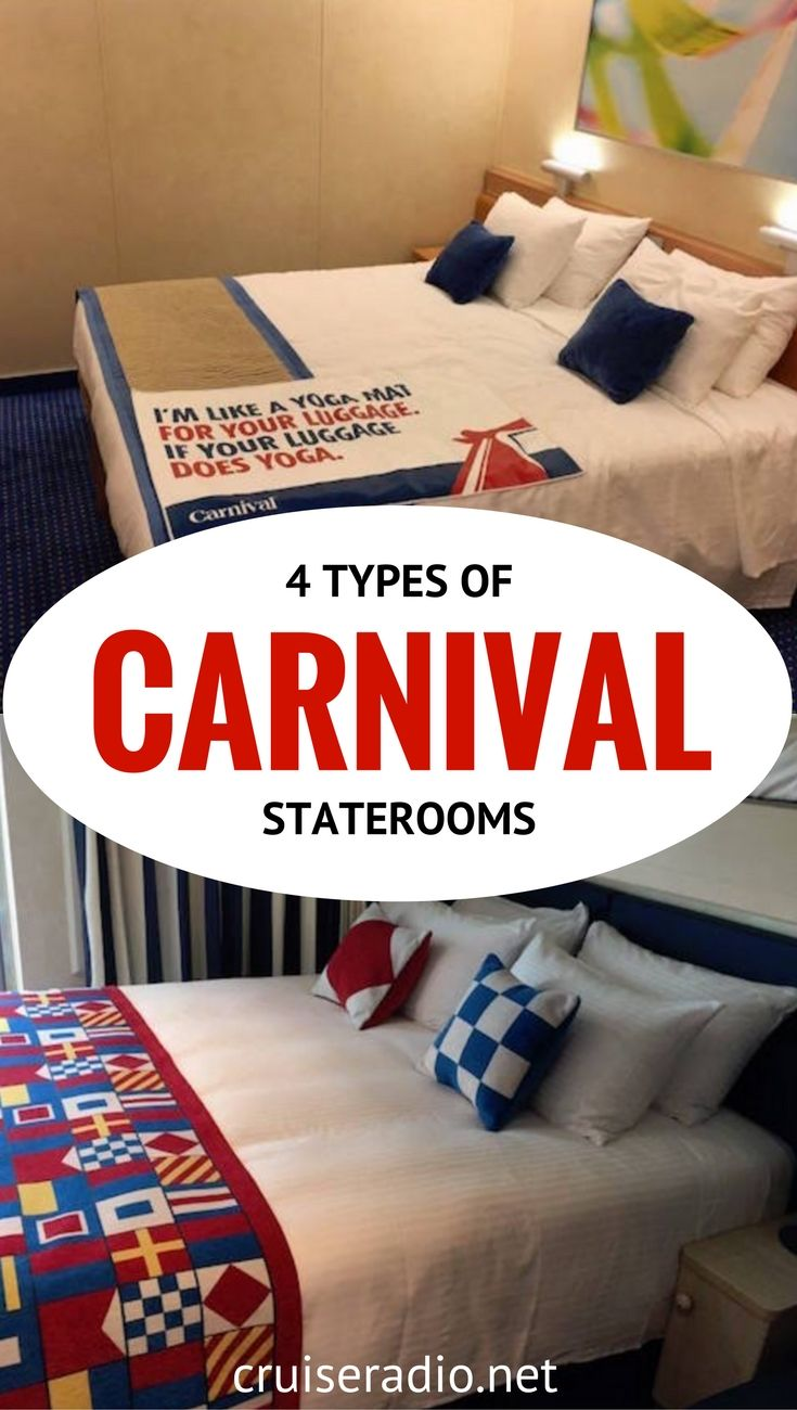 #carnival #cruise #stateroom #vacation #travel