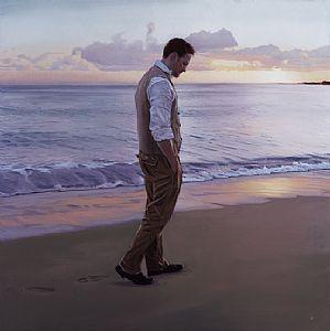 """""""Wanderer"""" ~  Iain Faulkner (Scottish, born 1973)"""