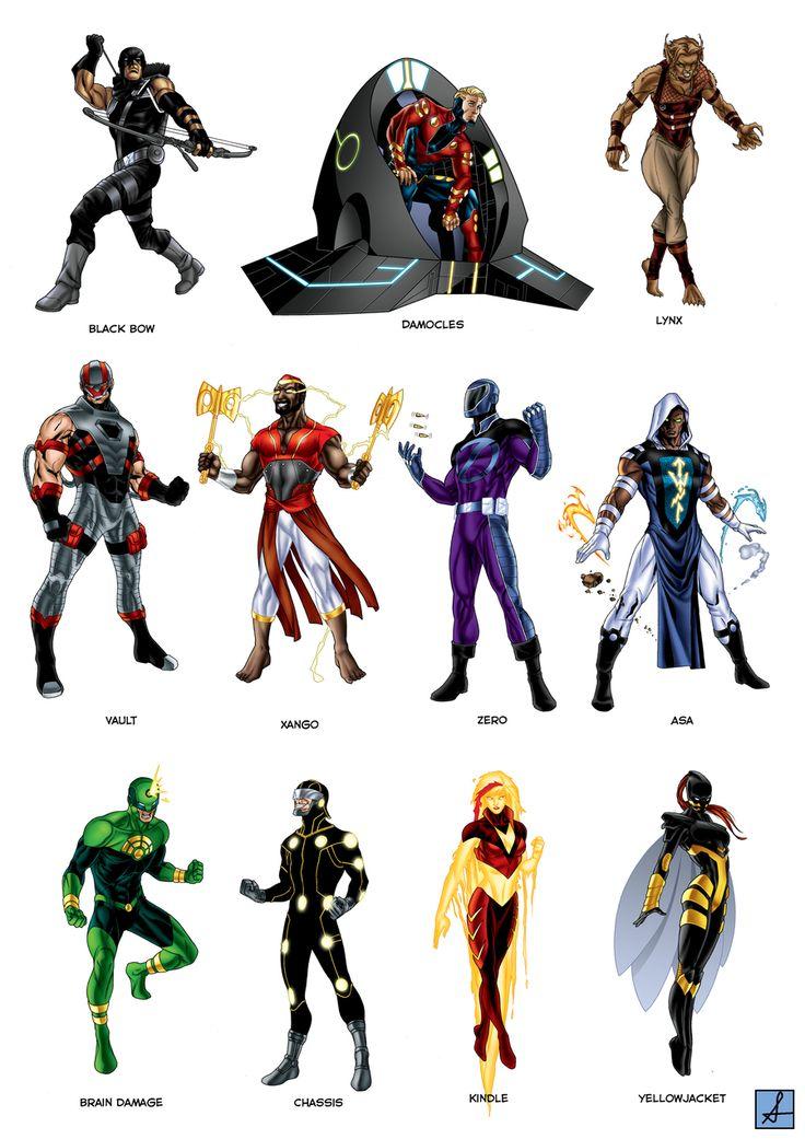 Character Design Hero : Best images about sean izaakse on pinterest batman