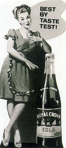 Gil Elvgren Royal crown soda ad 1940   ...Please save this pin.  Because for vintage collectibles - Click on the following link!.. http://www.ebay.com/usr/prestige_online