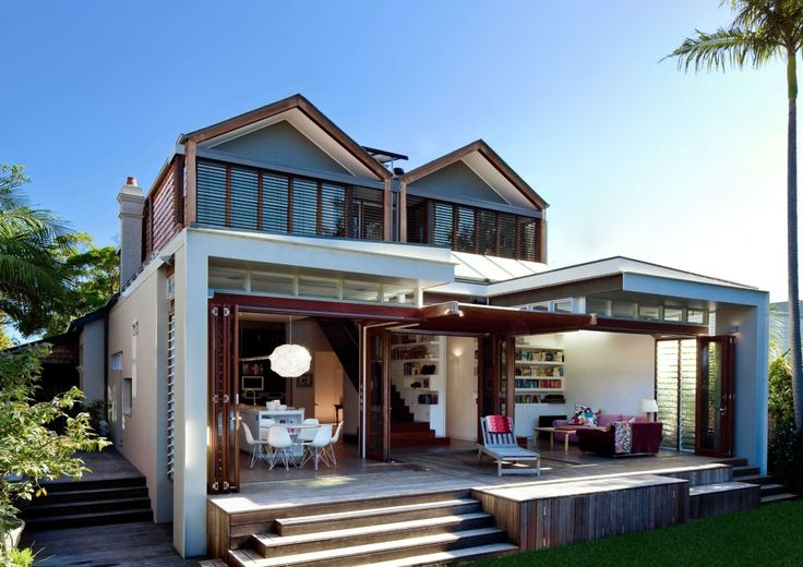 Australian Residence Engaging with the Backyard by Anderson #Architecture - @Freshome