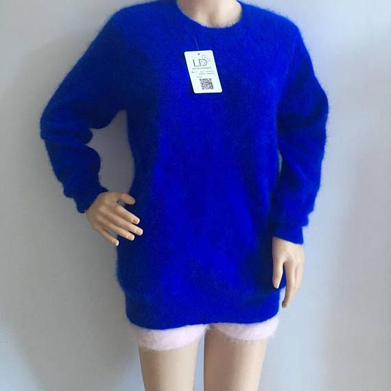 Woman's mink cashmere sweater women cashmere pullovers