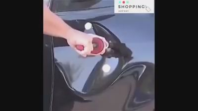 Car Sheet Metal Depression Repair Puller Unmarked Suction Cup Convex Pull Hammer Car Dent Removal Bar- Does Not Ruin Paint – Gerald Krüger