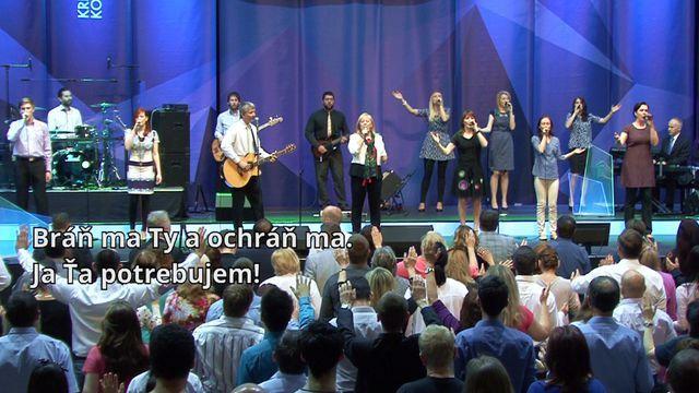 Pane, potrebujem ťa | olivymusic 2015 ••• Milosť TV - Kresťanské spoločenstvo