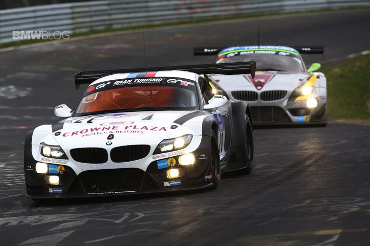BMW Sports Trophy teams heads to the Nürburgring 24 Hours - http://www.bmwblog.com/2014/06/18/bmw-sports-trophy-teams-heads-nurburgring-24-hours/