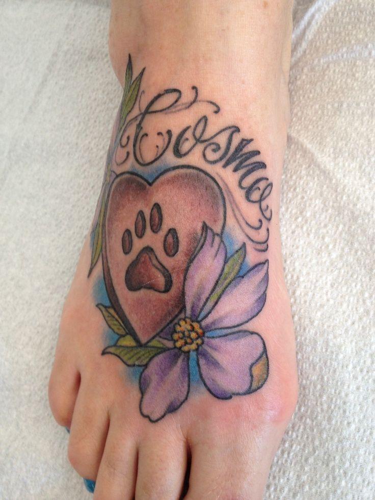 die besten 25 hundedruck tattoos ideen auf pinterest hunde tattoos haustier tattoos und tinte. Black Bedroom Furniture Sets. Home Design Ideas