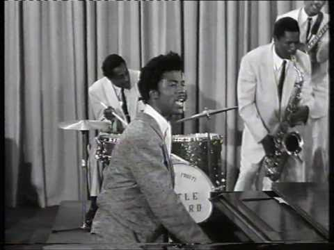 "Little Richard - ""Tutti Frutti"" - from ""Don't Knock The Rock"" - HQ 1956 - http://www.youtube.com/watch?v=X7pjP_XkK4U"