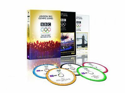 London 2012 - olympic #games bbc 5 dvd box set boxing #swimming athletics #cyclin,  View more on the LINK: http://www.zeppy.io/product/gb/2/191814661341/