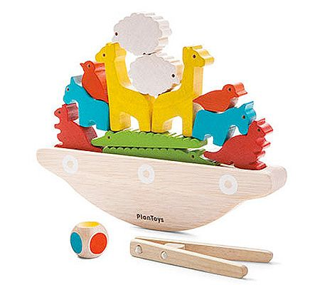Balancing Boat by Plan Toys - $18.95