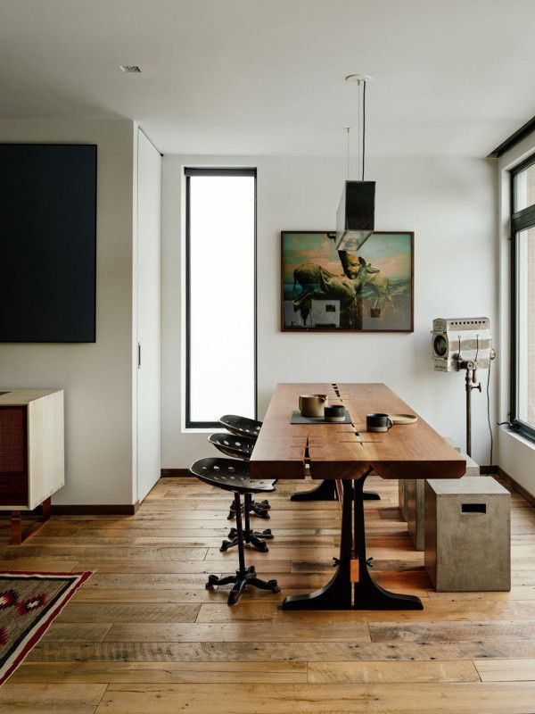Vinegar Hill Apartment by Brooklyn-based General Assembly