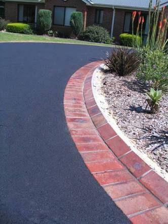 Image Result For Asphalt Driveway Edging Ideas Pavingexperts Info