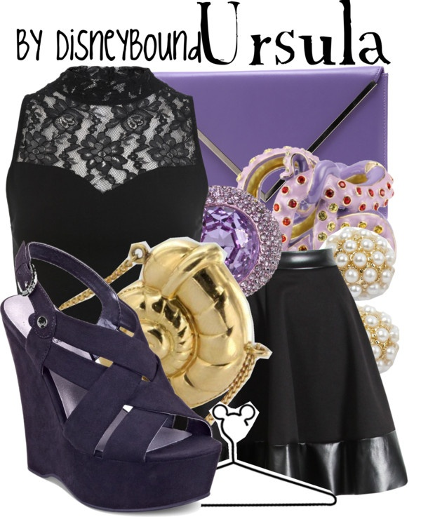 """""""Ursula"""" by lalakay on Polyvore"""