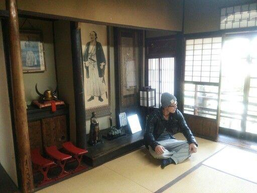 寺田屋  Sakamoto Ryoma Room