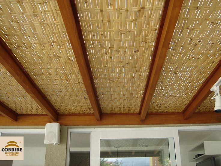 Conhecido 23 best Forros de Teto - Ceiling Lining images on Pinterest  UJ47