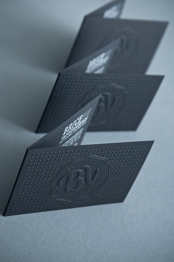 21 best Tc & Tcj Business card images on Pinterest | Folded business ...