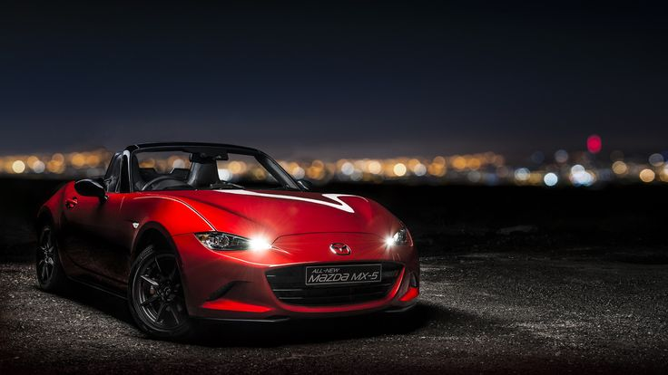 Mazda MX-5 - amazingly good little roadster. Super great handling with a brilliant gearbox. And a mean little exhaust note - even from the 1.5!