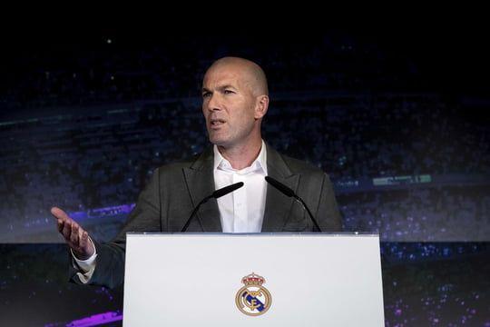 Zinédine Zidane : salaire, recrutement… Ce que le Real lui a promis