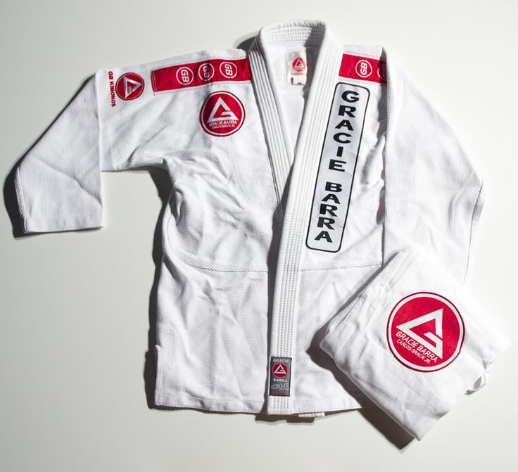 **Official COMPETITION Uniform (Gi)** - WHITE