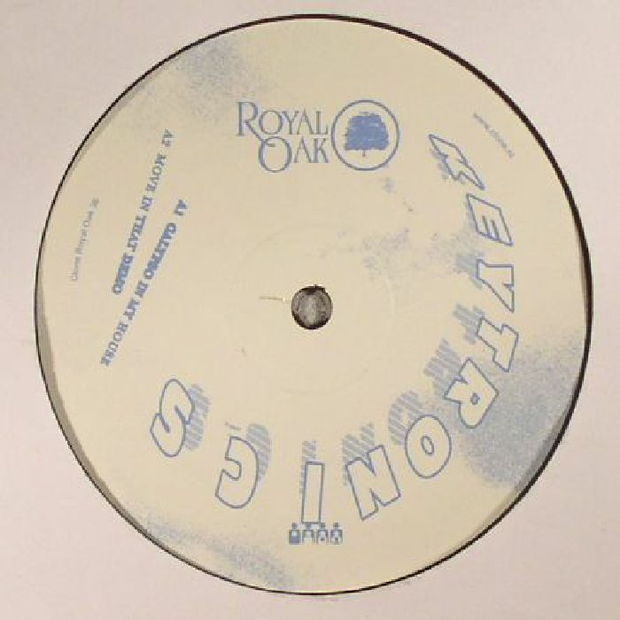 The artwork for the vinyl release of: Keytronics - Keytronics Ensemble (Clone Royal) #music House