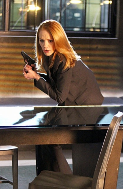 Marg Helgenberger as Catherine Willows in CSI. Another ...