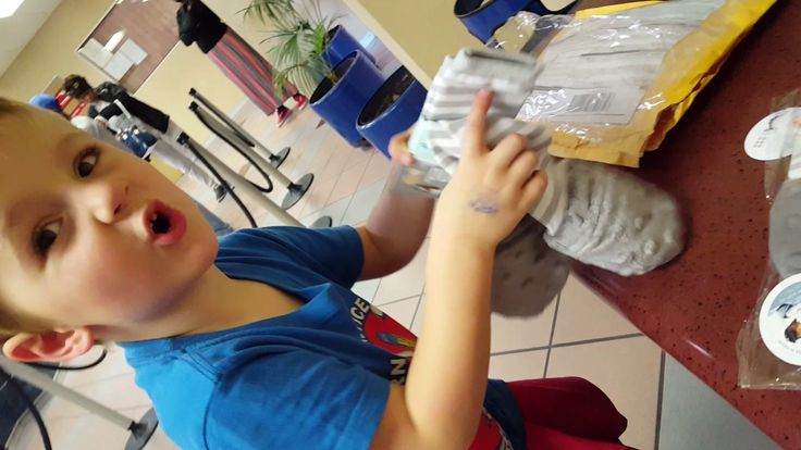 My son's reaction to receiving his Handsocks in the Mail. Thank you Casey Bunn! Don't miss our interview with this inspiring Mom Inventor. Visit inspiringmompreneurs.com