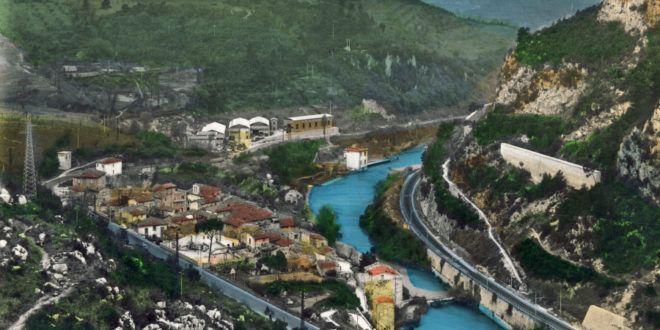 Ferrovia Roma-Ancona, nuova vita per il tratto dismesso Nera Montoro-Narni - Terni Archeologia Industriale