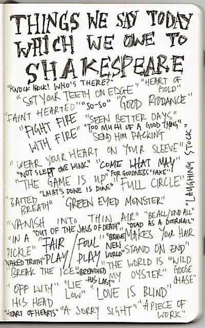 Things we say today which we owe to Shakespeare.Thoughts, Inspiration, Stuff, English Language, Book, Williams Shakespeare, Things, Shakespeare Quotes, Owe