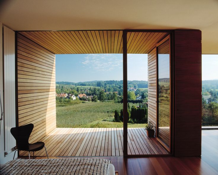 86 best Houses images on Pinterest Architects, Architecture and - holzverkleidung innen modern