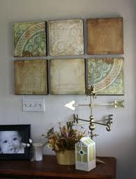 Love the aged look of this scrapbooking paper project.
