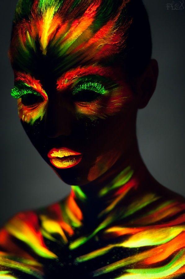 Fantasy | glow-in-the-dark grim reaper