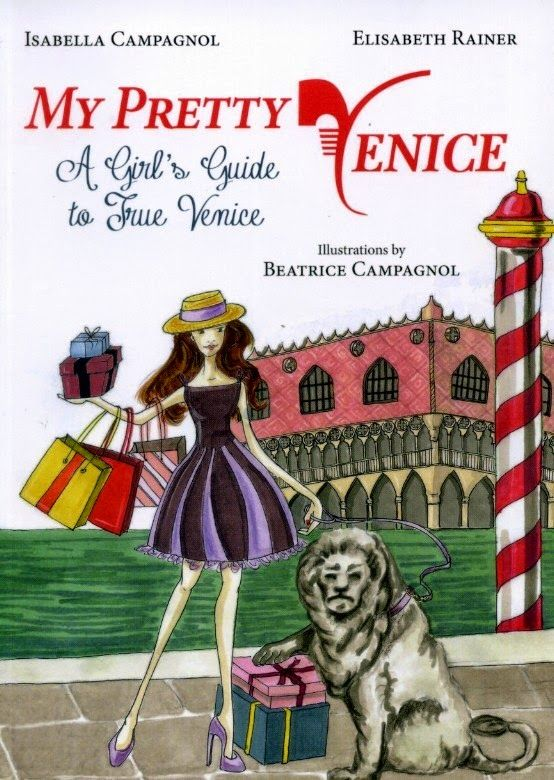 There's a New Book in Town - MY PRETTY VENICE