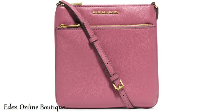 Just in!  AUTHENTIC MK Mich... Check it out here: http://eden-online-boutique.com/products/authentic-mk-michael-kors-riley-small-pebbled-leather-crossbody?utm_campaign=social_autopilot&utm_source=pin&utm_medium=pin