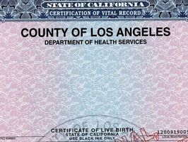 Vital records birth certificate on pinterest find birth los angeles california dept of vital records and birth certificates in the novel family yelopaper Images