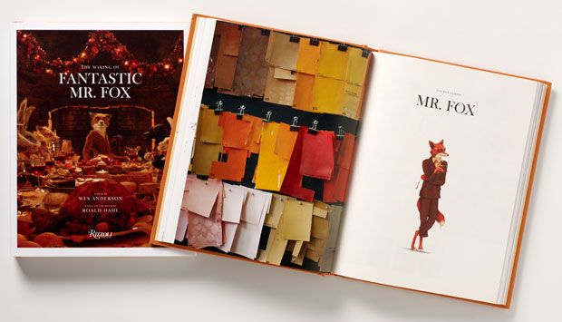 The Making of The Fantastic Mr. Fox by Pentagram via The 13th   bit.ly/zYexRh