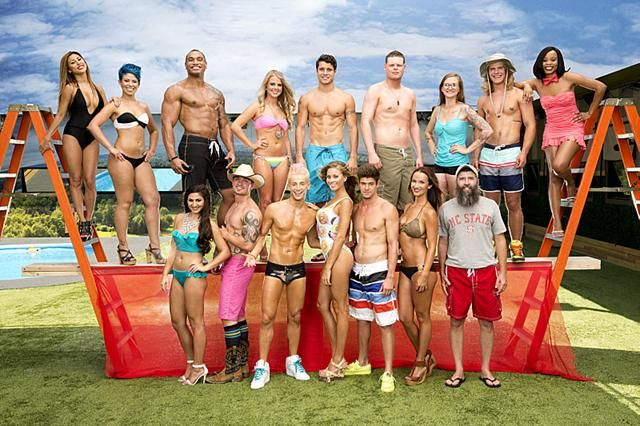 'Big Brother 16' - shhhh, don't tell anyone I watch this nonsense!
