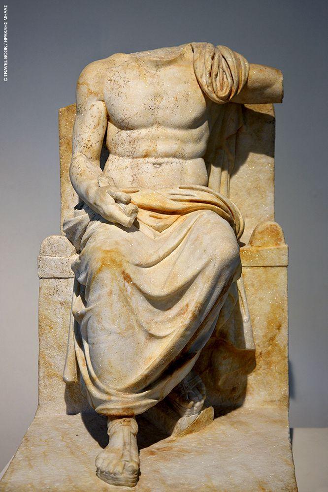 Dion Archaeological Museum - Pieria Regional Unit - Greece