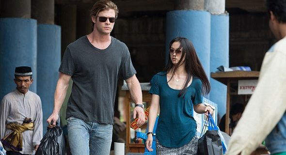 Chris Hemsworth 'Blackhat: Amenaza en la red', lo nuevo de Michael Mann
