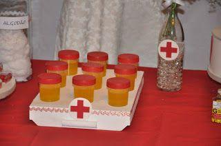 Usando a Cachola: Formatura de Enfermagem - Festa Temática
