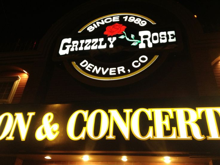 Grizzly Rose in Denver, CO