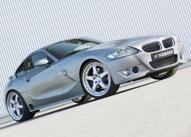 Genial 2006 Hamann BMW Z4 M Coupe
