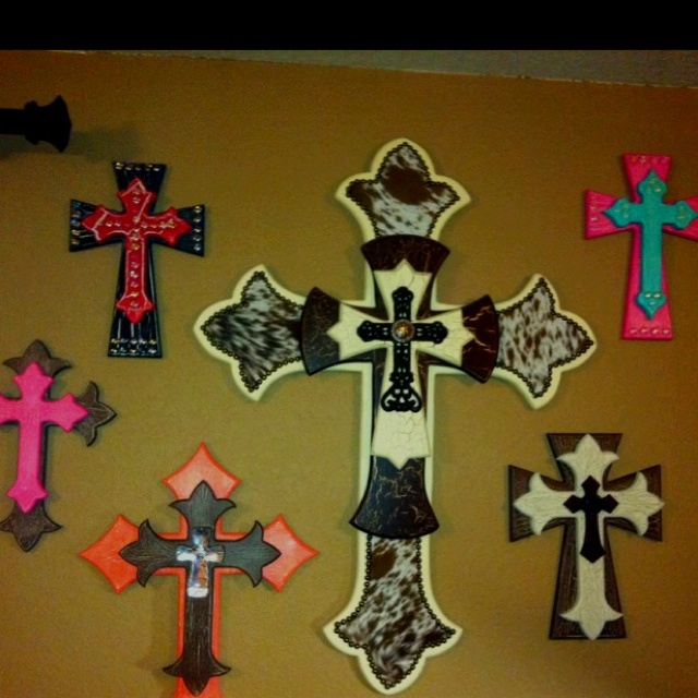 Perfect Wall Of Crosses Ideas Component - Wall Art Collections ...