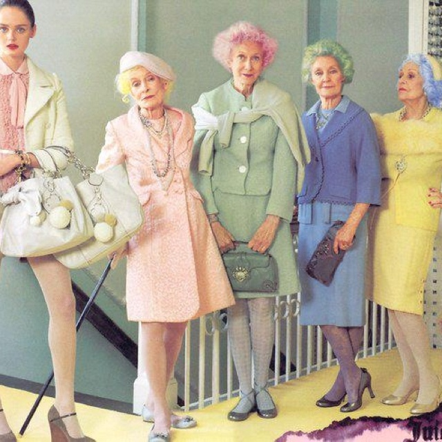 1000+ images about Grandma fashion on Pinterest